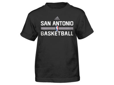 San Antonio Spurs NBA Kids Practice Wear Graphic T-Shirt