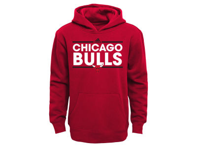 Chicago Bulls adidas NBA Toddler Dassler Hoodie