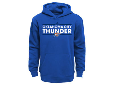 Oklahoma City Thunder adidas NBA Toddler Dassler Hoodie