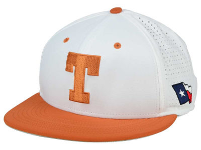 Texas Longhorns Nike NCAA Authentic Vapor Fitted Cap