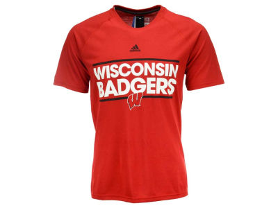 Wisconsin Badgers adidas NCAA Men's Dassler T-Shirt
