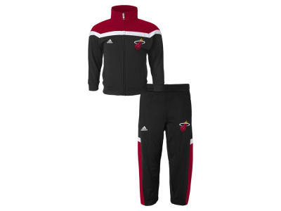 Miami Heat NBA Toddler Trainer Pant Outfit