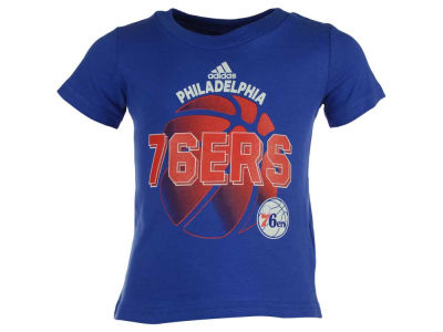 Philadelphia 76ers NBA Toddler Double Team T-Shirt