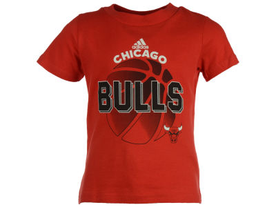 Chicago Bulls NBA Toddler Double Team T-Shirt