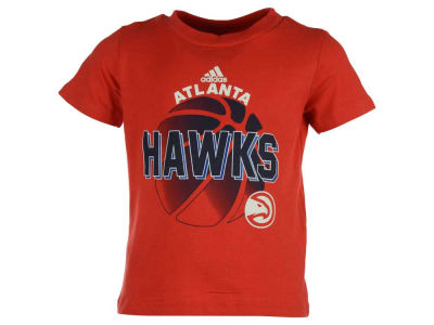 Atlanta Hawks NBA Toddler Double Team T-Shirt