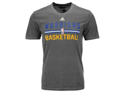 Golden State Warriors adidas NBA Men's Hardwood Classic Aeroknit Practice T-Shirt