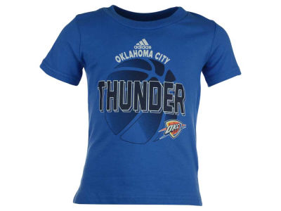 Oklahoma City Thunder NBA Toddler Double Team T-Shirt