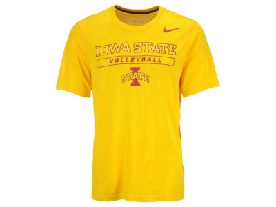 Iowa State Cyclones NCAA Men's Volleyball Sports Drop Dri-Fit Legend T-Shirt