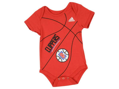 Los Angeles Clippers NBA Newborn Fan-Atic Creeper