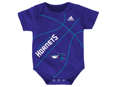 Charlotte Hornets NBA Newborn Fan-Atic Creeper