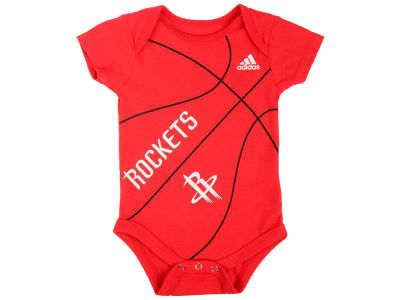 Houston Rockets NBA Newborn Fan-Atic Creeper
