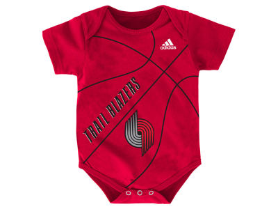 Portland Trail Blazers NBA Newborn Fan-Atic Creeper