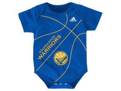 Golden State Warriors NBA Newborn Fan-Atic Creeper