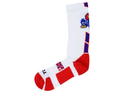 Kansas Jayhawks NCAA Rock Chalk Sock