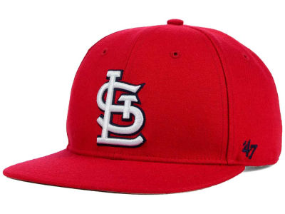 St. Louis Cardinals '47 MLB Sure Shot '47 Snapback Cap