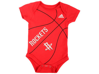Houston Rockets NBA Infant Fan-Atic Creeper