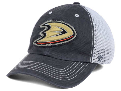 Anaheim Ducks '47 NHL Charcoal Taylor '47 CLOSER Cap