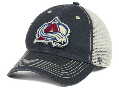 Colorado Avalanche '47 NHL Charcoal Taylor '47 CLOSER Cap