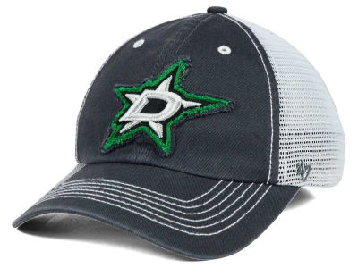 Dallas Stars '47 NHL Charcoal Taylor '47 CLOSER Cap
