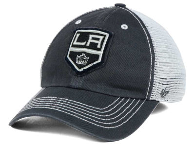Los Angeles Kings '47 NHL Charcoal Taylor '47 CLOSER Cap