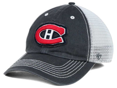 Montreal Canadiens '47 NHL Charcoal Taylor '47 CLOSER Cap
