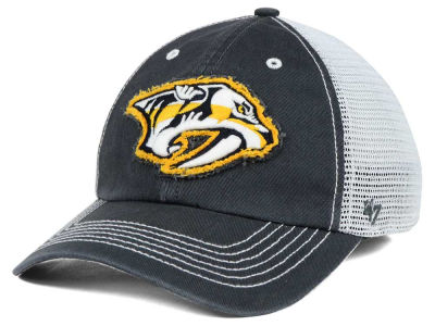 Nashville Predators '47 NHL Charcoal Taylor '47 CLOSER Cap
