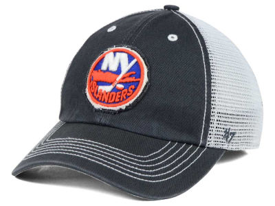 New York Islanders '47 NHL Charcoal Taylor '47 CLOSER Cap