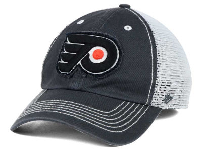 Philadelphia Flyers '47 NHL Charcoal Taylor '47 CLOSER Cap