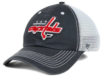Washington Capitals '47 NHL Charcoal Taylor '47 CLOSER Cap