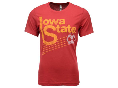 Iowa State Cyclones NCAA Men's Sport Graphic Soccer T-Shirt