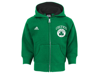 Boston Celtics NBA Infant Full Zip Hoodie