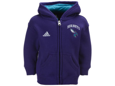 Charlotte Hornets NBA Infant Full Zip Hoodie