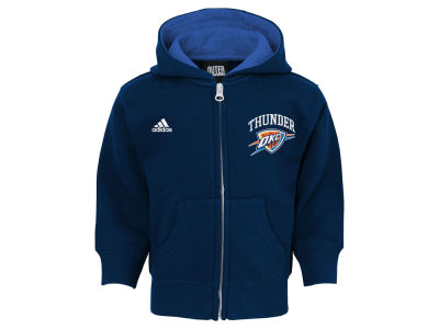 Oklahoma City Thunder NBA Infant Full Zip Hoodie
