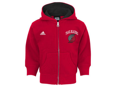 Portland Trail Blazers NBA Infant Full Zip Hoodie