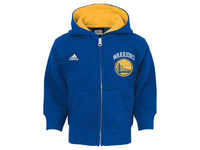 Golden State Warriors NBA Infant Full Zip Hoodie
