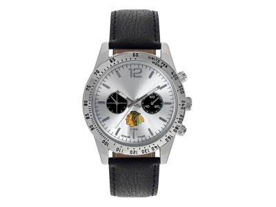 Chicago Blackhawks Letterman Watch