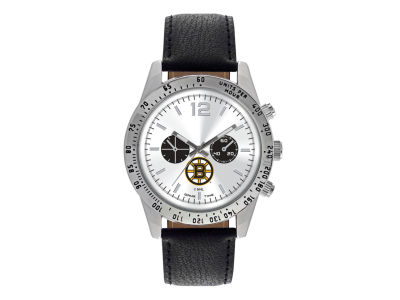 Boston Bruins Letterman Watch