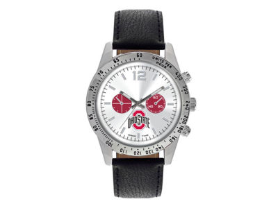 Ohio State Buckeyes Letterman Watch
