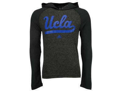 UCLA Bruins adidas NCAA Men's Ultimate Long Sleeve Hooded T-Shirt