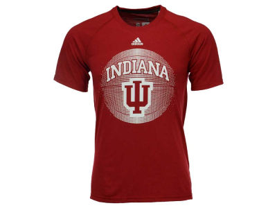 Indiana Hoosiers adidas NCAA Men's High Scorer Ultimate T-Shirt