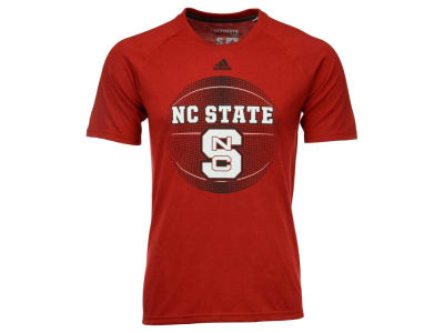North Carolina State Wolfpack adidas NCAA Men's High Scorer Ultimate T-Shirt