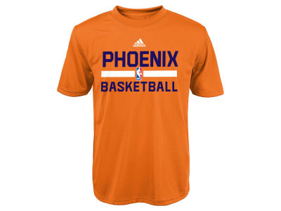 Phoenix Suns adidas NBA Youth Practice Wear Graphic T-Shirt