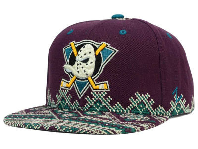 Anaheim Ducks Zephyr NHL Ugly Sweater Snapback Hat