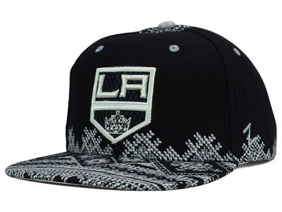 Los Angeles Kings Zephyr NHL Ugly Sweater Snapback Hat