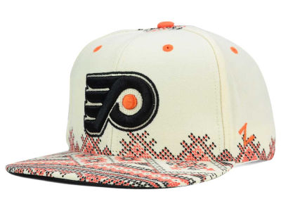 Philadelphia Flyers Zephyr NHL Ugly Sweater Snapback Hat