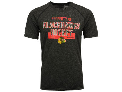 Chicago Blackhawks Reebok NHL Men's Common Property Supreme T-Shirt