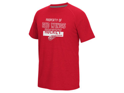 Detroit Red Wings Reebok NHL Men's Common Property Supreme T-Shirt