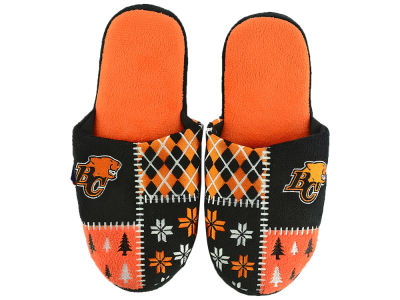 BC Lions Ugly Slippers
