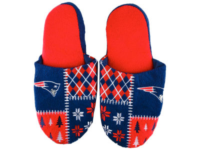 New England Patriots Ugly Slippers