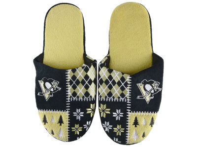 Pittsburgh Penguins Ugly Slippers